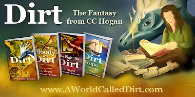 Dirt - the new fantasy from CC Hogan