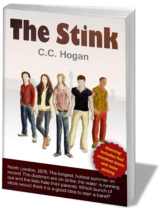 The Stink - Available in Paperback